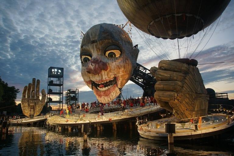 Bregenz Festival - Opera Rigoletto (Photo: Karl Forster/Vorarlberg Tourism)