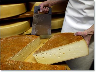 Sennerei Bregenzerwald - Cheese