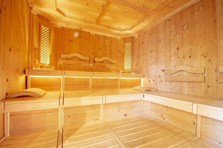 Wellnesss in Alberschwende - Hotel Engel - Sauna