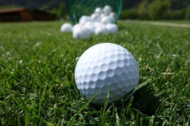 golfball golf course