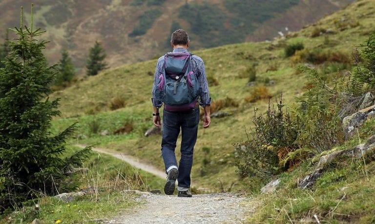 hiking in the bregenzerwald